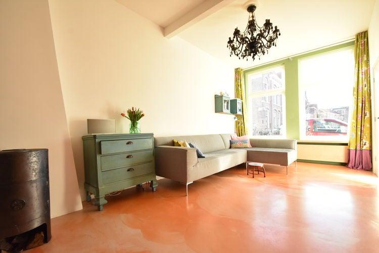 vakantiehuis Nederland, Noord-Holland, Haarlem vakantiehuis NL-0009-77