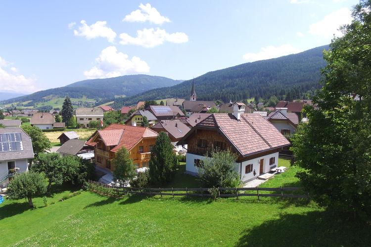 Chalet Oostenrijk, Salzburg, Sankt Margarethen im Lungau Chalet AT-5581-25