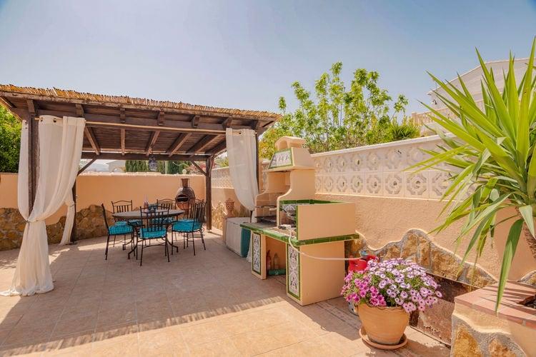 vakantiehuis Spanje, Costa Blanca, Moraira vakantiehuis ES-00022-35