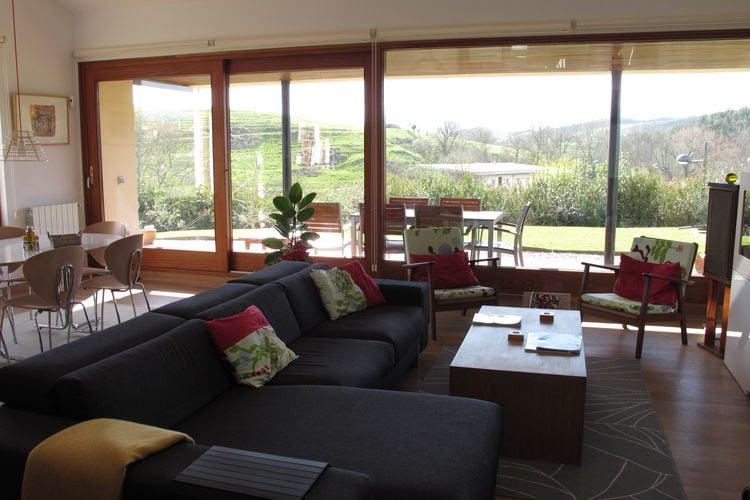 Vakantiehuizen Spanje | Het-Groene-Spanje | Vakantiehuis te huur in Villaverde-de-Pontones   met wifi 6 personen