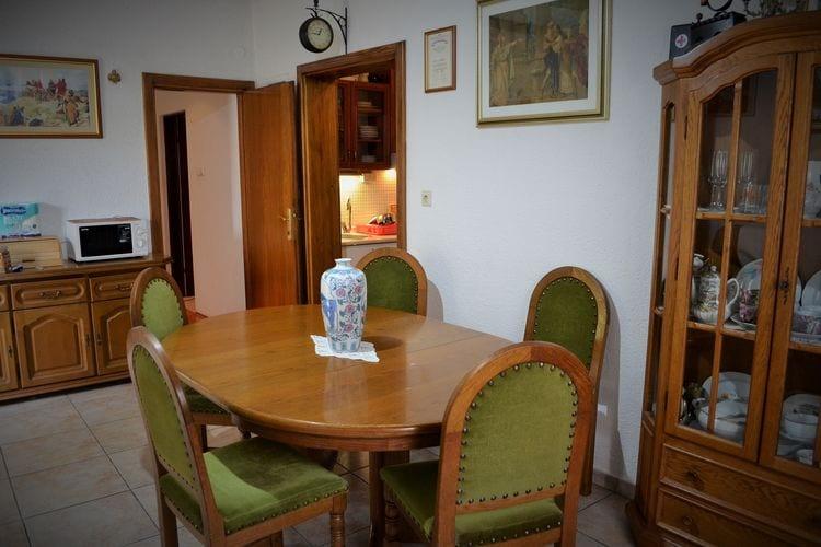 Appartement Kroatië, Dalmatie, Gata Appartement HR-21253-01
