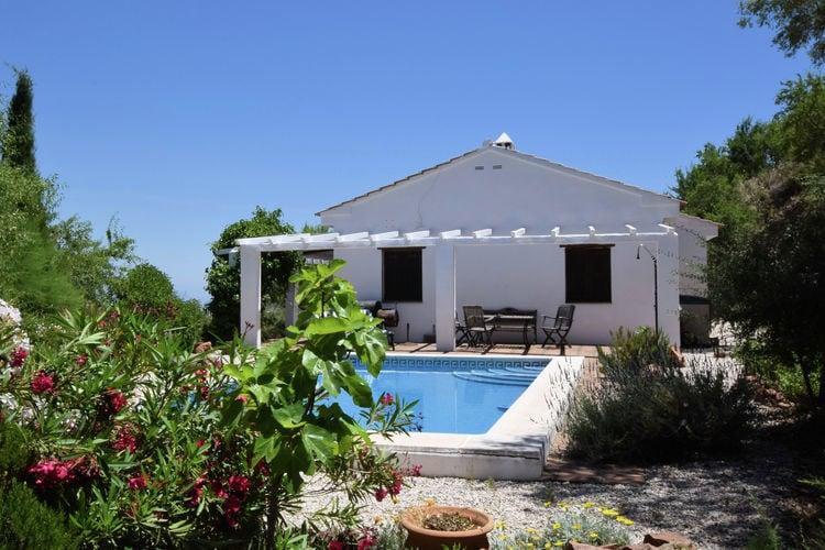 Vakantiewoning met zwembad met wifi  Colmenar  Cerro del Águila