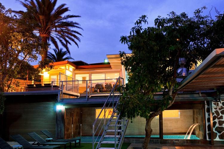 Villa met zwembad met wifi  Ingenio  Villa Parralito