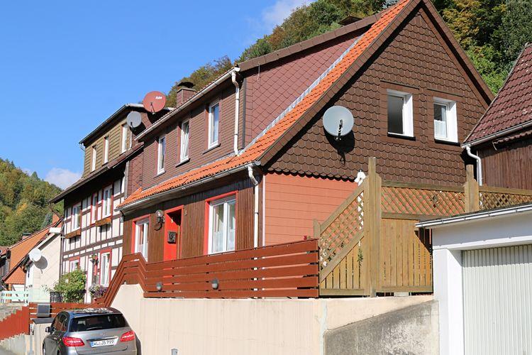 Vakantiehuizen Duitsland   Berlijn   Vakantiehuis te huur in Zorge    4 personen