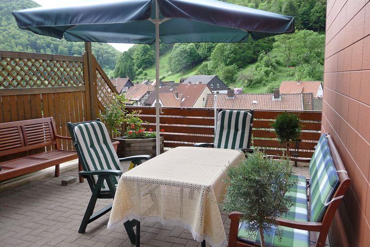 Vakantiehuis  met wifi  ZorgeZorge im Harz