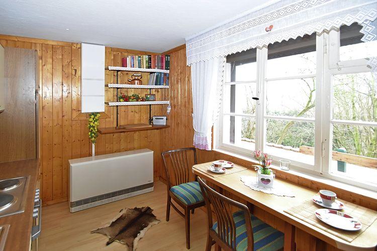 vakantiehuis Duitsland, Hessen, Frielendorf - Großropperhausen vakantiehuis DE-34621-24