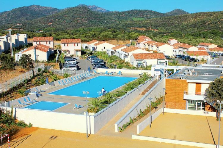 Belgodere Vakantiewoningen te huur Résidence-Club les Villas Bel Godère 1