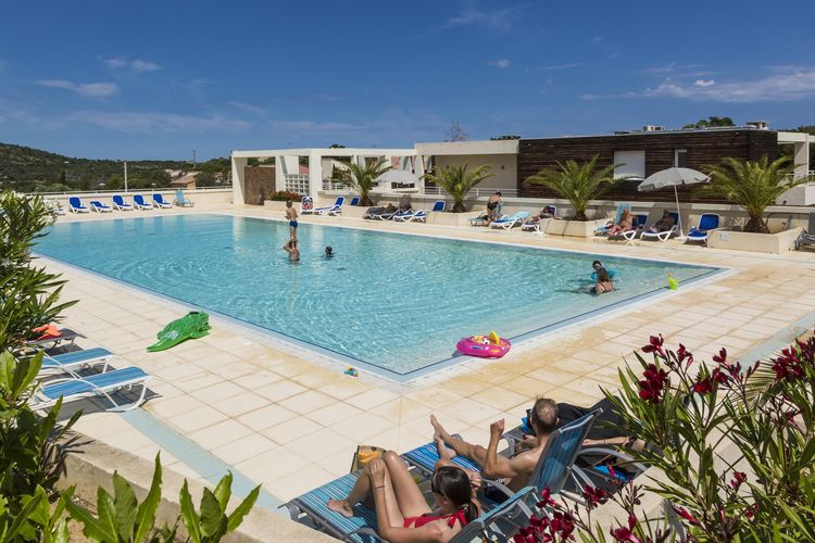 Woning Frankrijk | Corse | Vakantiehuis te huur in Belgodere   met wifi 4 personen