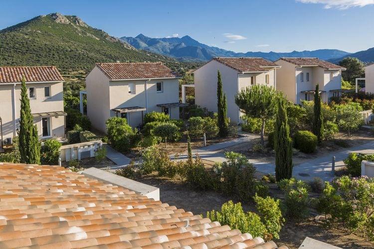 Vakantiehuis  met wifi  Belgodere  Résidence-Club les Villas Bel Godère 1