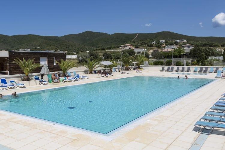 Frankrijk | Corse | Vakantiehuis te huur in Belgodere   met wifi 4 personen