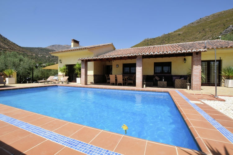 Villa spanje, Andalucia, Venta Alta, Alcaucín Villa ES-00022-43