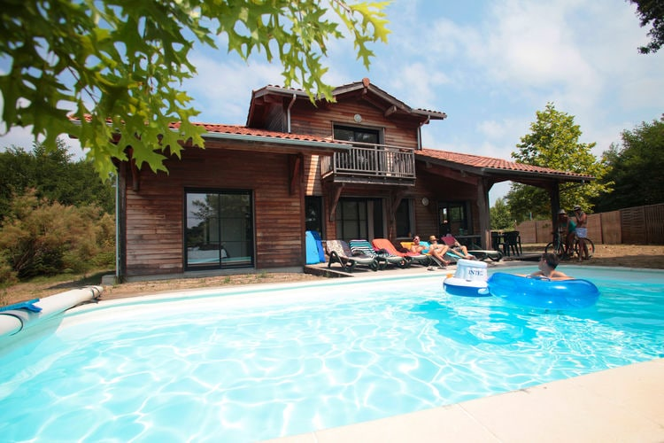 Villa Frankrijk, Cote Atlantique, MESSANGES Villa FR-40660-63