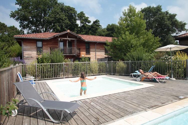 Vakantiehuizen Frankrijk | Cote-Atlantique | Villa te huur in MESSANGES met zwembad  met wifi 10 personen