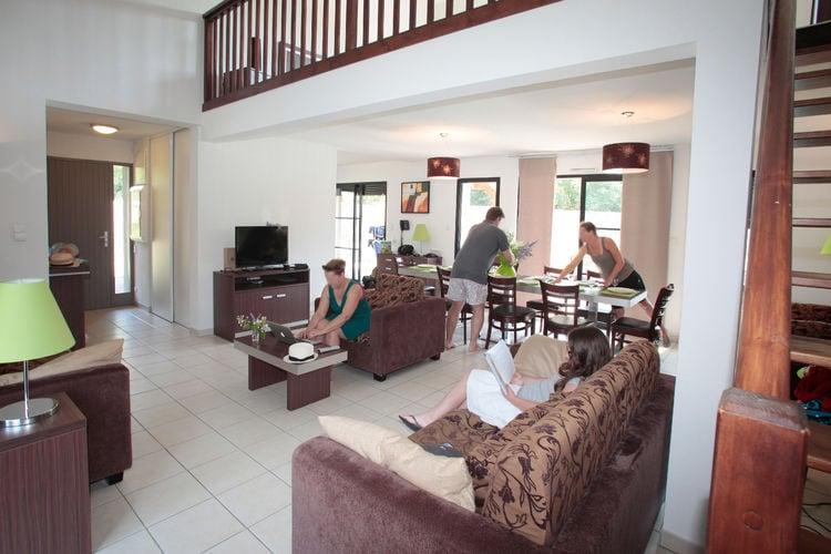 Vakantiehuizen Frankrijk | Cote-Atlantique | Villa te huur in MESSANGES met zwembad  met wifi 12 personen