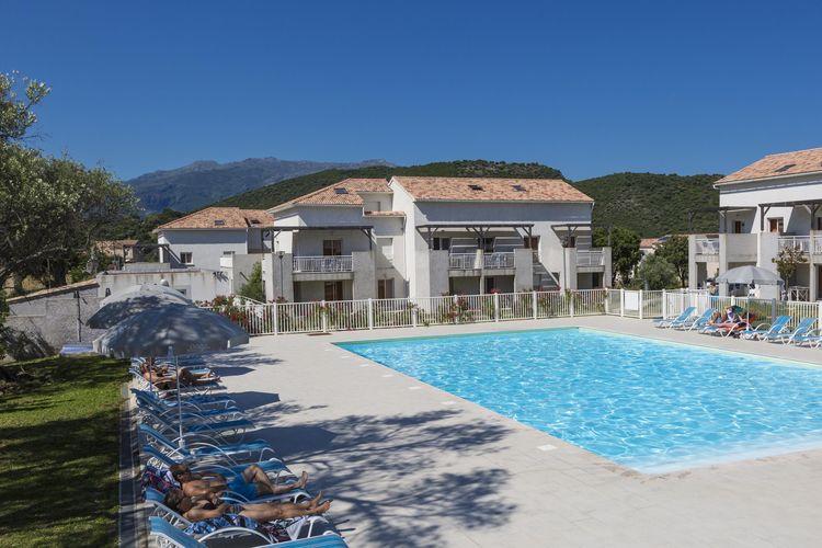 Appartementen Frankrijk | Corse | Appartement te huur in Oletta    8 personen