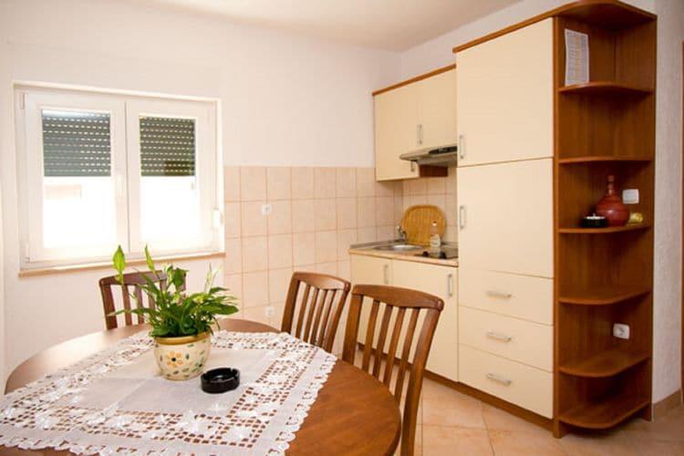 Appartement Kroatië, Dalmatie, Čelina, Lokva Rogoznica Appartement HR-21317-08