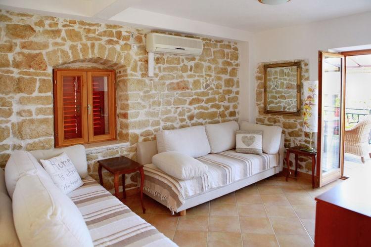 Appartement Kroatië, eld, Okrug Donji Appartement HR-21223-10