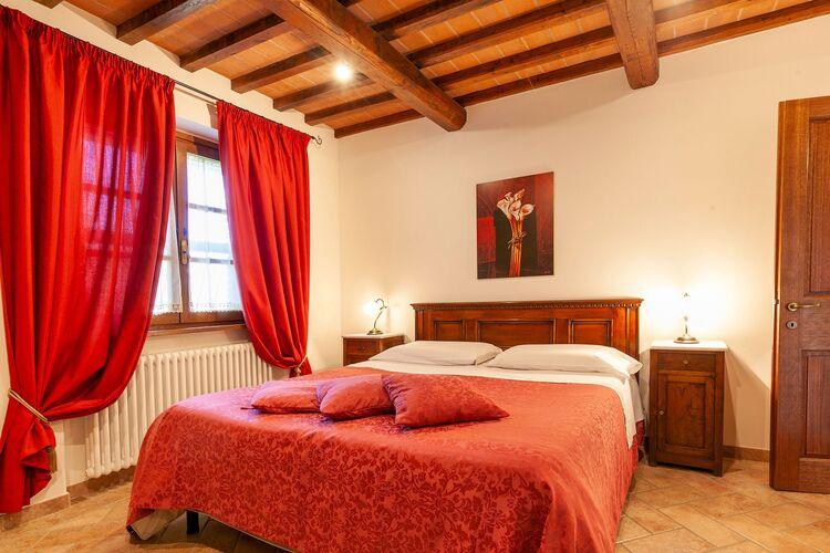 Villa Italië, Umbrie, Lisciano Niccone Villa IT-52044-213