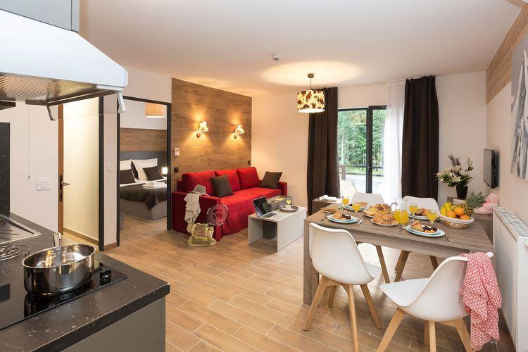 Appartement Frankrijk, Rhone-alpes, CHAMONIX Appartement FR-74400-159