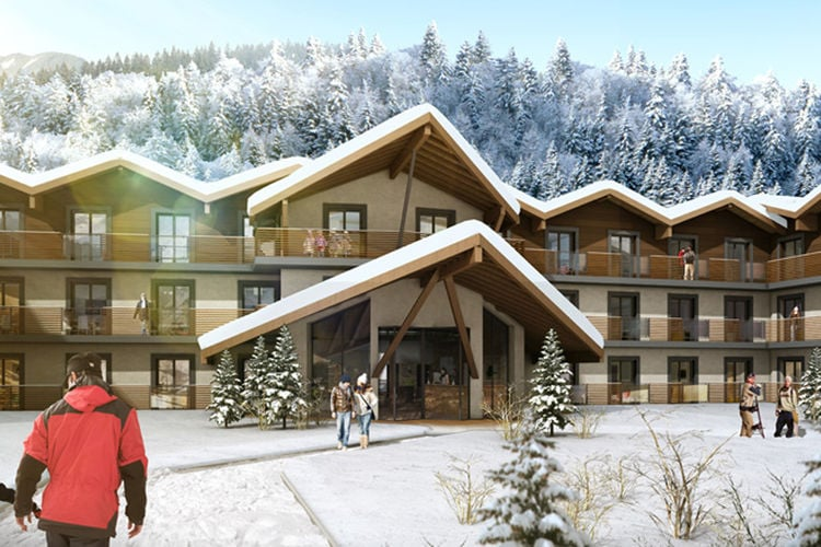 Isatis 4 - Accommodation - Chamonix