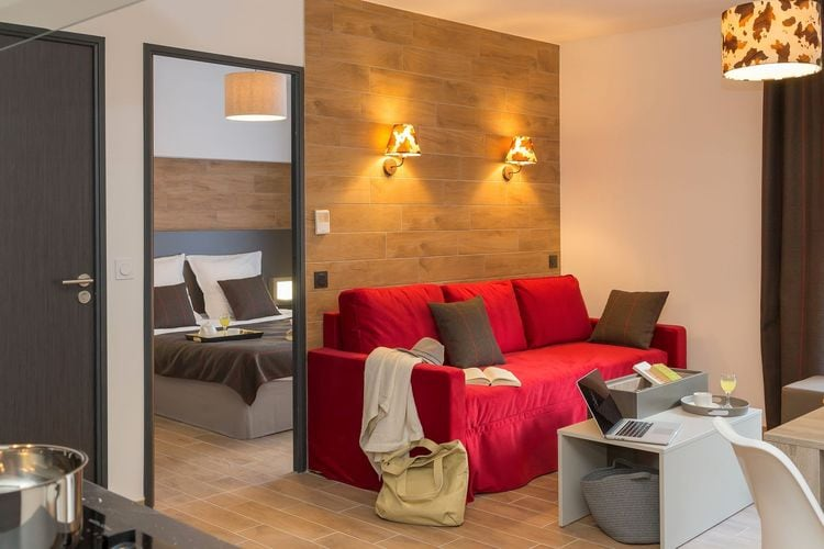 Appartement Frankrijk, Rhone-alpes, CHAMONIX Appartement FR-74400-161