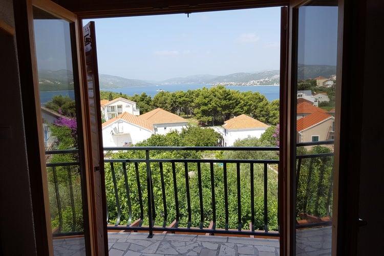 Appartement Kroatië, eld, Okrug Donji Appartement HR-21223-12