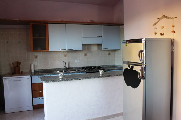 Holiday apartment Appartamento La Ciaccia Bianca (2118766), Valledoria, Sassari, Sardinia, Italy, picture 12