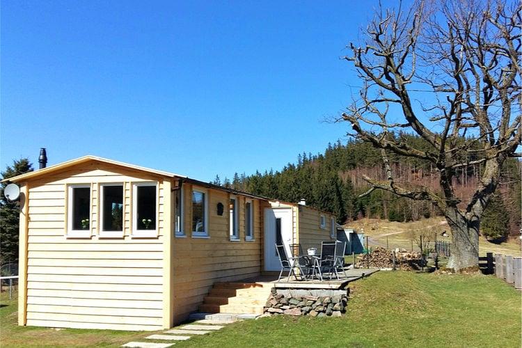 Vakantiewoning huren in Gehlberg -   met wifi  voor 4 personen  Het kleine en idyllische recreatie..