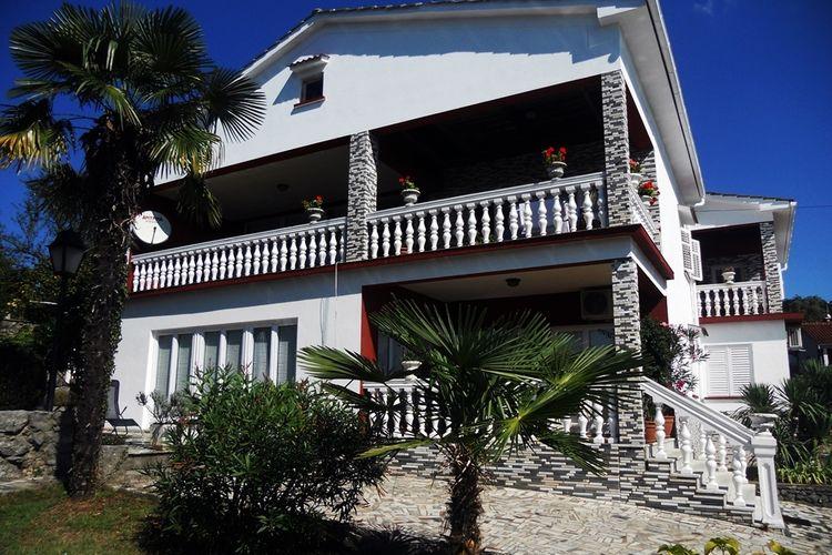 Vakantiehuizen Kroatie | Kvarner | Appartement te huur in Matulji   met wifi 4 personen