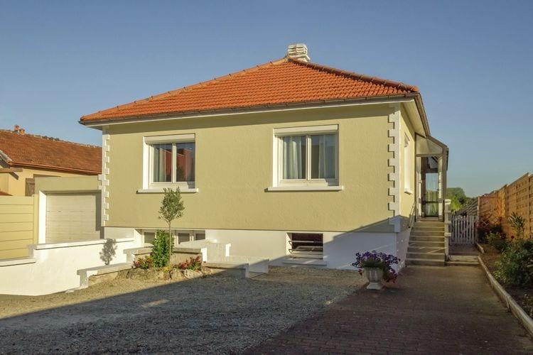 Prachtig vakantiehuis nabij Troyes en grote outlet in Champagne Ardennen