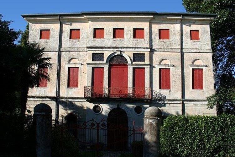 Luxe historische Venetiaanse villa, brede parc, wifi, veel privacy