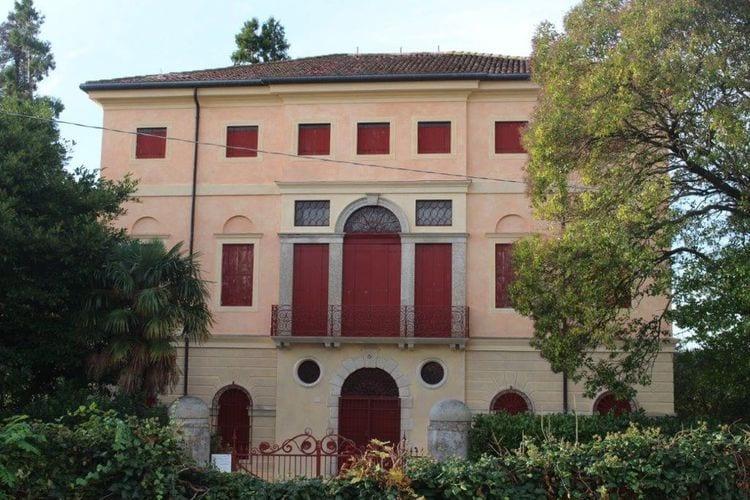 Veneto Kastelen te huur Luxe historische Venetiaanse villa, brede parc, wifi, veel privacy
