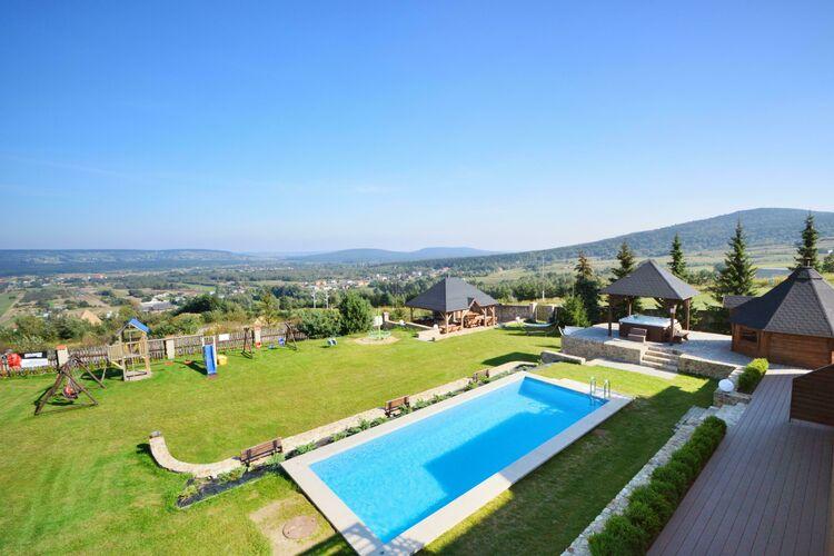 Appartement met zwembad met wifi  Krajno-PierwszeApartament Łysica