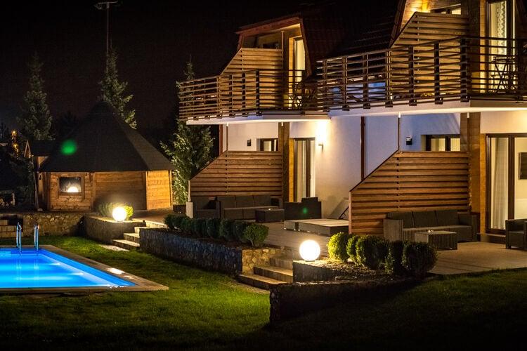 Polen | Swi | Appartement te huur in Krajno-Pierwsze met zwembad  met wifi 6 personen