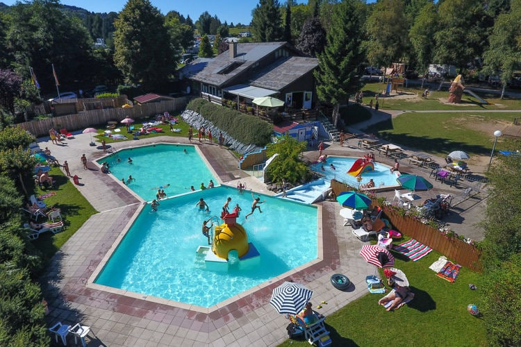 Vakantiewoning België, Luxemburg, Dochamps Chalet BE-0006-20