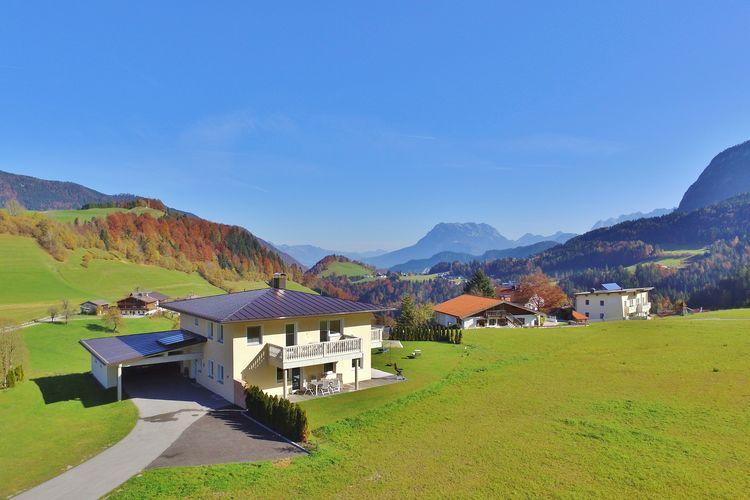 Oostenrijk | Tirol | Villa te huur in Hinterthiersee   met wifi 8 personen