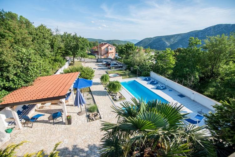 Villa Kroatië, Kvarner, Grižane - Belgrad Villa HR-00004-42