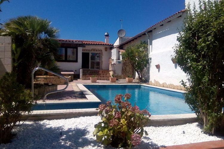 Vakantiehuis met zwembad met wifi  Costa BravaCasa Aleman