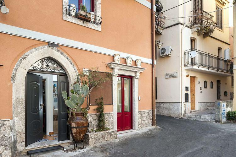 vakantiehuis Italië, Sicilia, Taormina vakantiehuis IT-98039-19