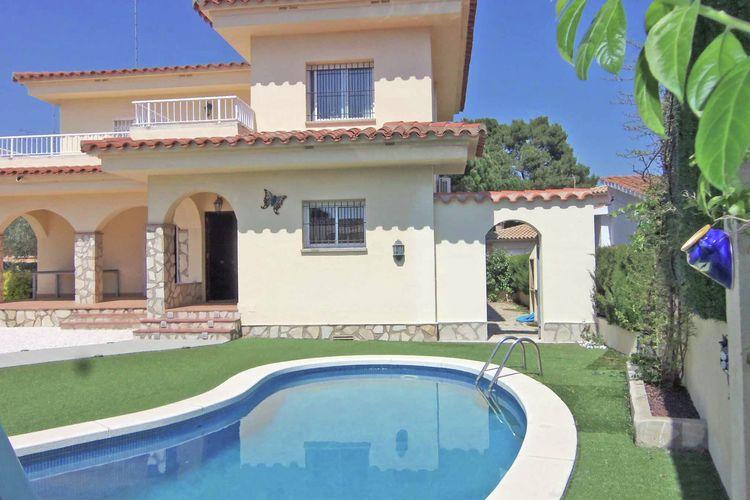 Fantastische villa met privé zwembad dicht bij het strand in L'Escala
