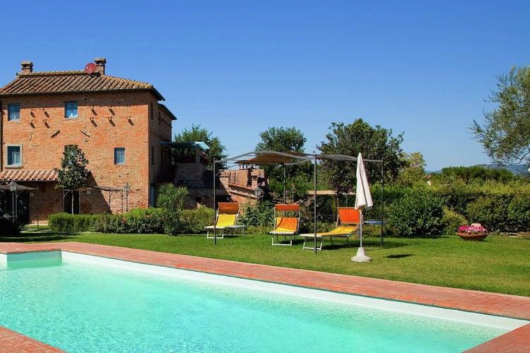 Vakantiehuizen Italie | Toscana | Villa te huur in Cortona met zwembad  met wifi 22 personen