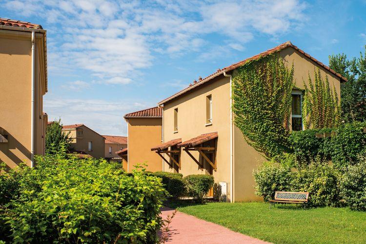 Frankrijk | Dordogne | Appartement te huur in Bergerac met zwembad  met wifi 4 personen