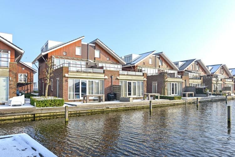 Appartement  met wifi  Noord-HollandWaterpark de Meerparel  1