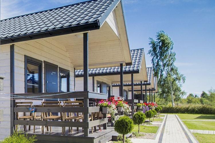Polen | Wepo | Vakantiehuis te huur in Darowo   met wifi 4 personen