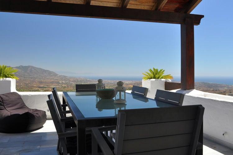 Vakantiehuizen Spanje | Costa-del-Sol | Appartement te huur in Ojen met zwembad  met wifi 5 personen