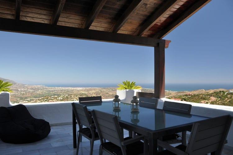 Appartement met zwembad met wifi  Ojén  Casa Catalina