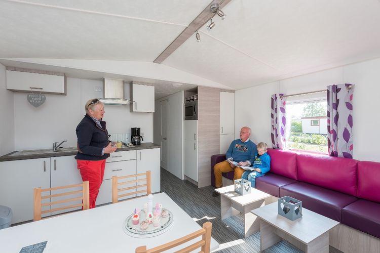 Chalet Nederland, Overijssel, Zuna Chalet NL-7466-05