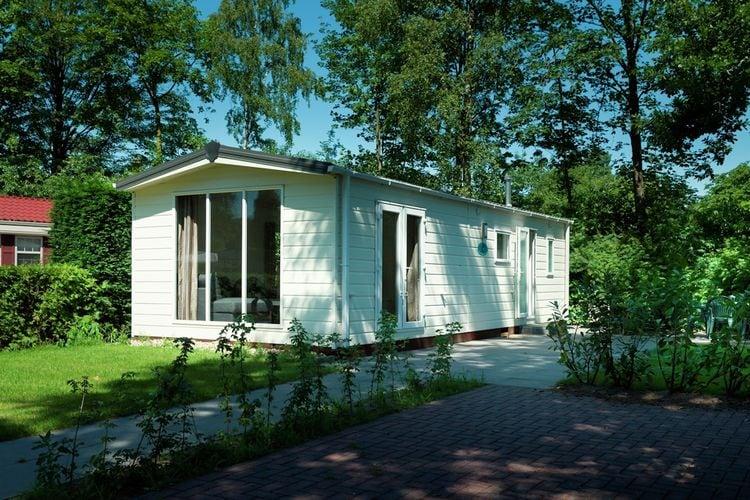 Vakantiehuizen Nederland | Overijssel | Chalet te huur in Zuna met zwembad  met wifi 4 personen