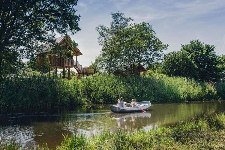Chalet Nederland, Overijssel, Zuna Chalet NL-7466-08