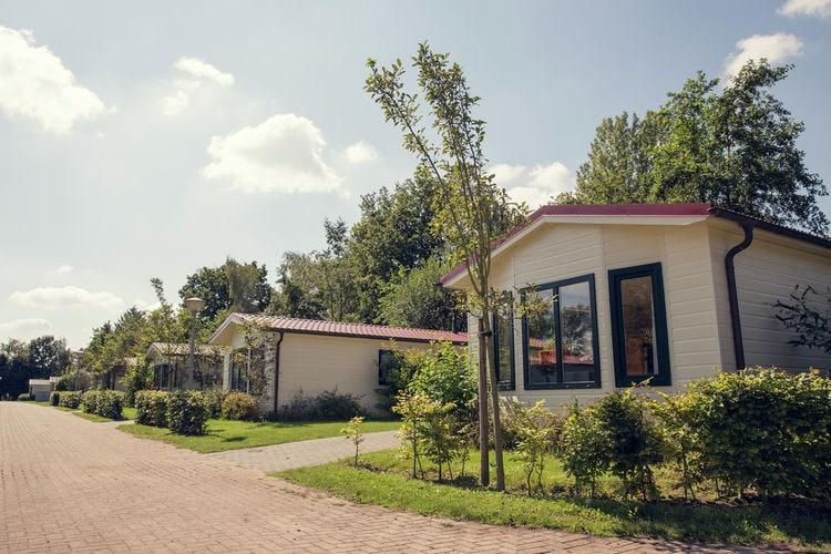 Vakantiehuizen Nederland | Overijssel | Chalet te huur in Zuna met zwembad  met wifi 6 personen